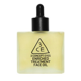 3CE ENRICHED TREATMENT FACE OIL