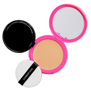 3CE PINK CREAMY COMPACT FOUNDATION